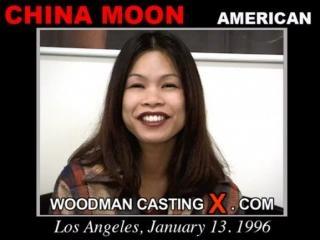 China Moon casting