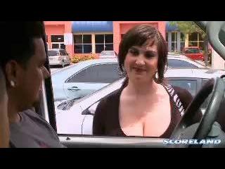 Beverly Paige in Pickup On SCORE Streeta