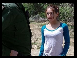 Border Patrol Sex - Sara Luvv 4