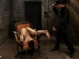 Pain slut, destroyed with pleasure.Massive orgasm