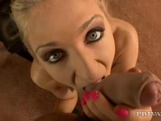 Jaelyn Fox in Sweet teen blonde is one horny slut