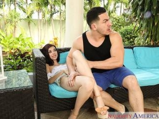 My Sister\'s Hot Friend - Audrey Grace & Peter Gree