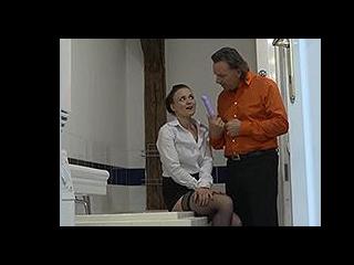Naughty maid gets a good hard fucking