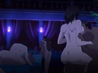 Incredible drama anime movie with uncensored group