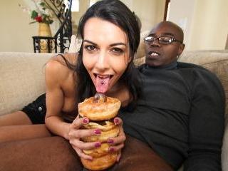 French Girls Love Big Black Cock