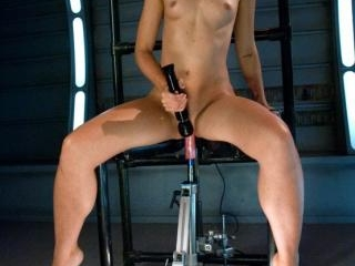Squirt-O-Vision: She cums on the Lens so Much You
