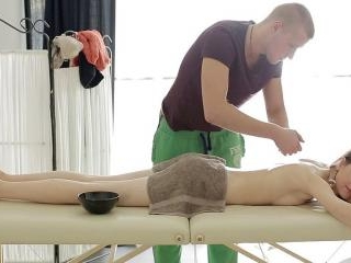 Spectacular massage porn movie