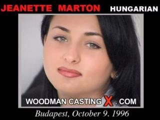Jeanette Marton casting