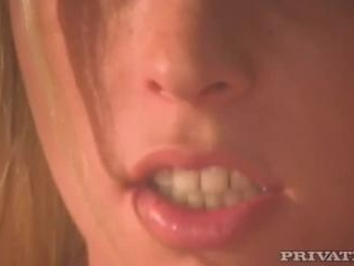 Fallon Sommers Delilah in Fucking in hay