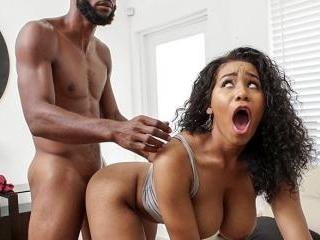 Cleaning Around In Sexy Underwear Is Dangerous
