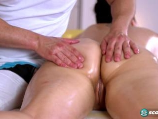Oily Boob Massage Sex