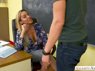 My First Sex Teacher - Aubrey Black & Justin Hunt