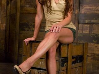 Welcome back Gina Caruso MILF, fitness model and s
