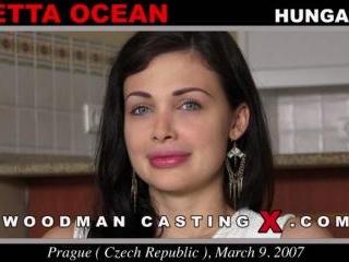 Aletta Ocean casting