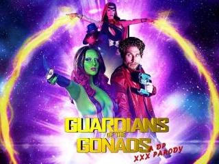 Guardians of The Gonads: A DP XXX Parody