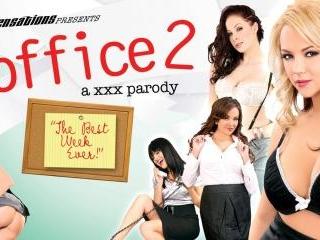 The Office #2: A XXX Parody