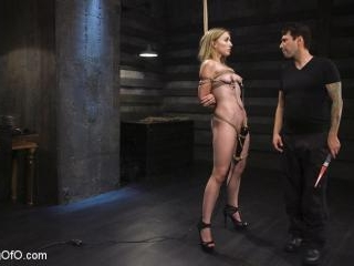 My Ass Belongs to You Sir: Slave Training of Riley