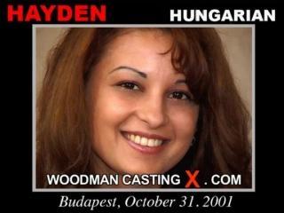 Hayden casting
