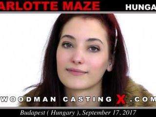 Charlotte Maze casting