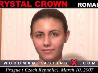 Chrystal Crown casting