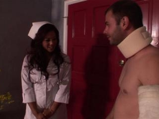 Ryder Skye in Ryder Skye the hot nurse wants to pl
