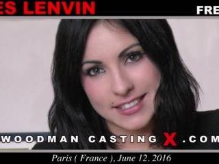 Ines Lenvin casting