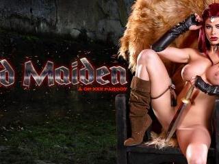Red Maiden: a DP XXX Parody