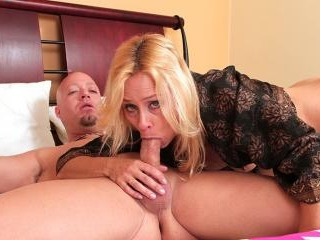 Mother in Law Anal Action