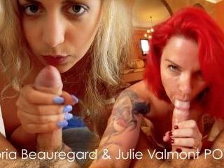 Compilation porn films all sex Julie Valmont Victo