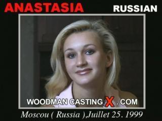 Anastasia casting