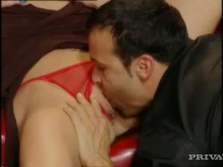 Donna Marie in Sexual games in a house