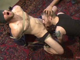 Straight Stud\'s First Boy Boy Experience | Kink.co
