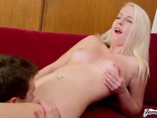Darcie Belle loves orgasms