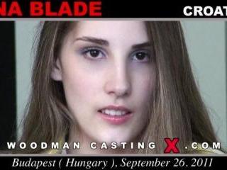 Tina Blade casting
