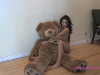 Marvel Teddy Bear Love