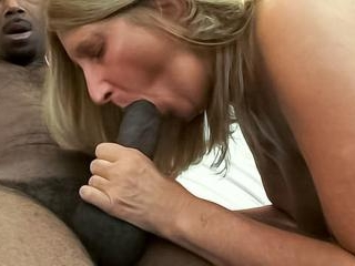A Big Black Cock In Her Ass - Margie & Special Bre