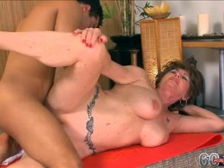 Bea Cummins in Bea Is 70. Her Stud Is 46 Years Yo