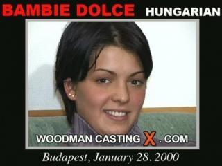 Bambie Dolce casting