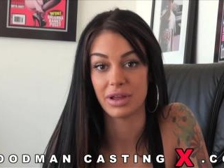 Angelina Valentine casting