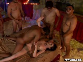 Big Cum Load Orgy