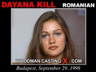 Dayana Kill casting