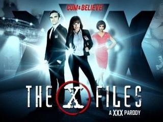 The X-Files: A XXX Parody