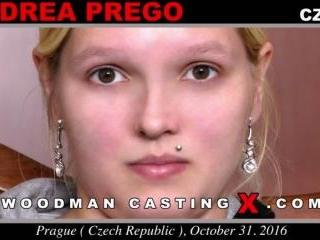 Andrea Prego casting