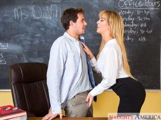 My First Sex Teacher - Cherie DeVille & Tyler Nixo