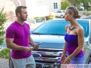 Naughty Rich Girls - Nicole Aniston & Chad White