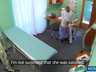 One Confusing Fuck With This MILF Patient!