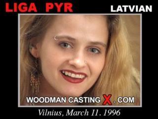Liga Pyr casting