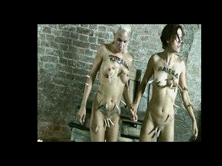 Two Captured Slaves