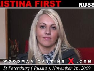 Kristina First casting