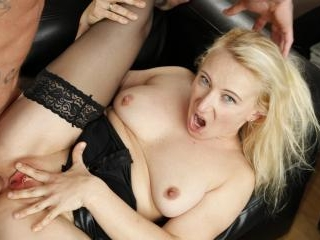 Hard anal action